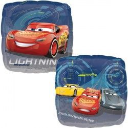 "18"" CARS 3 GANG SQUARE"