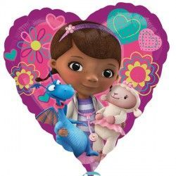 "18"" DOC McSTUFFINS LOVE"