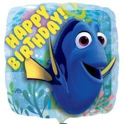 "18"" FINDING DORY HAPPY BIRTHDAY"