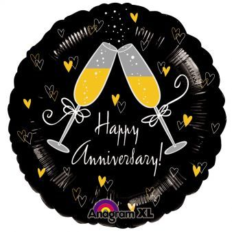 "18"" Happy Anniversary"