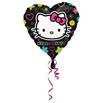 "18"" Hello Kitty Tween Heart"