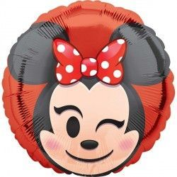 "18"" MINNIE MOUSE EMOJI"