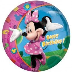 "18"" MINNIE MOUSE HAPPY BIRTHDAY"