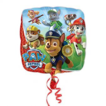 "18"" Paw Patrol Non Message"