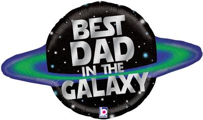 31inch Shape Galactic Dad Holographic
