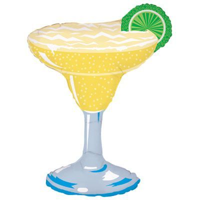 36inch / 91.5cm Margarita Glass