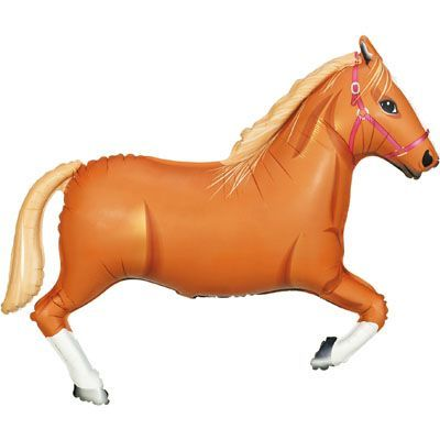 43inch / 109cm Light Brown Horse