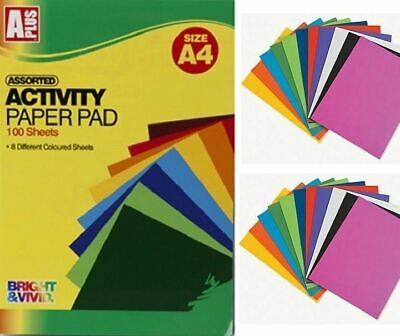 ACTIVITY PAPER PAD 100 SHEETS