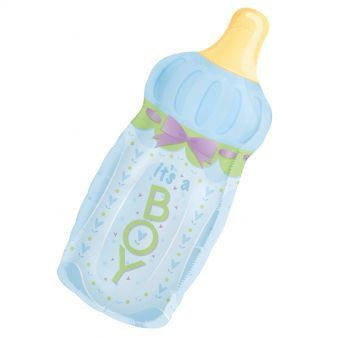 Baby Bottle Boy SuperShape
