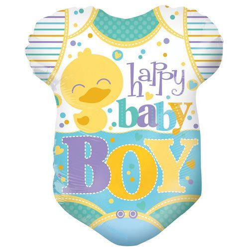 Baby Boy Clothes Shape (18inch)