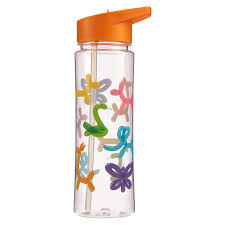 Balloon Animal Water Bottle 500ml gift