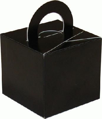 Balloon/Gift Box Black
