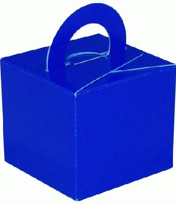 Balloon/Gift Box Blue