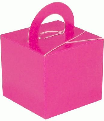 Balloon/Gift Box Fuchsia