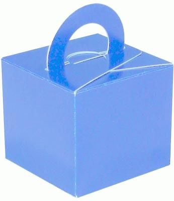Balloon/Gift Box Light Blue