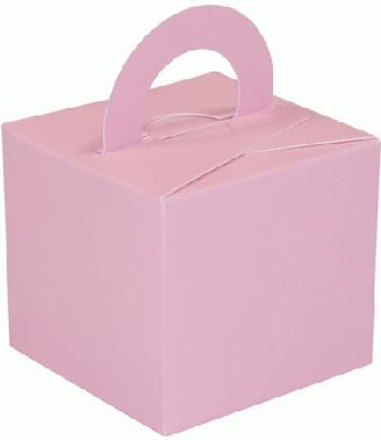 Balloon/Gift Box Pink