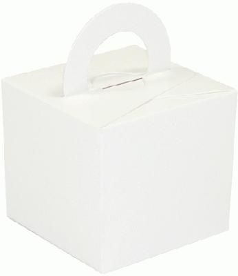 Balloon/Gift Box White