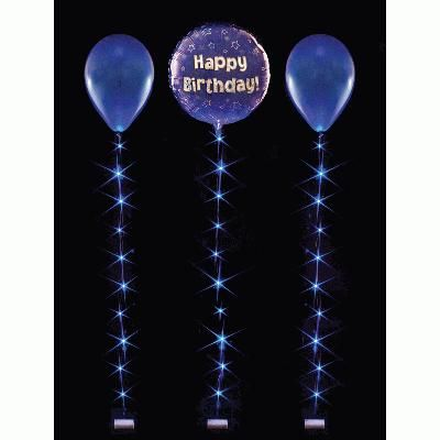 BalloonLite 10 Set Blue