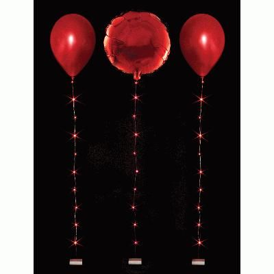 BalloonLite 10 Set Red