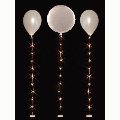 BalloonLite 10 Set Warm White