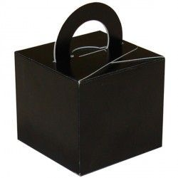 BLACK BOUQUET BOX 10CT
