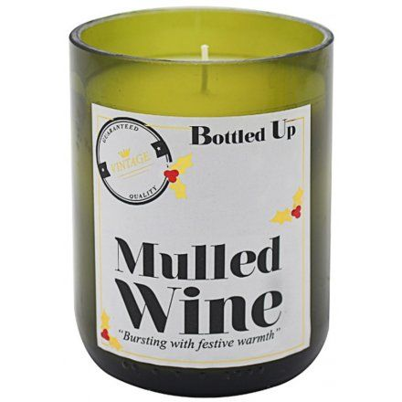 BOTTLED UP MULLED WINE CANDLE