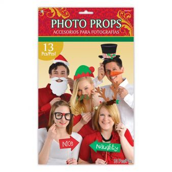 Christmas Photo Props