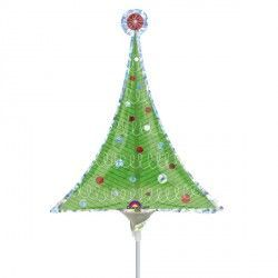 CHRISTMAS TREE MINI SHAPE A30 INFLATED