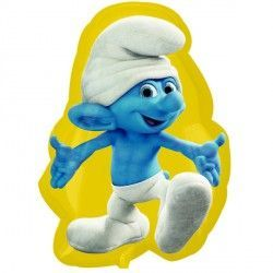 CLUMSY SMURF STREET TREAT SHAPE FLAT