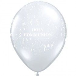 "COMMUNION-A-ROUND 11"" DIAMOND CLEAR (50CT)"