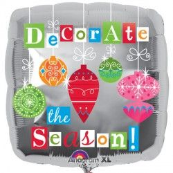 DECORATE THE SEASON 18""