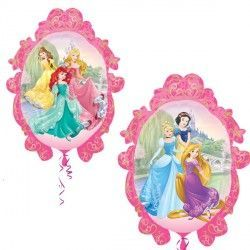 DISNEY PRINCESS FRAME STREET TREAT SHAPE FLAT
