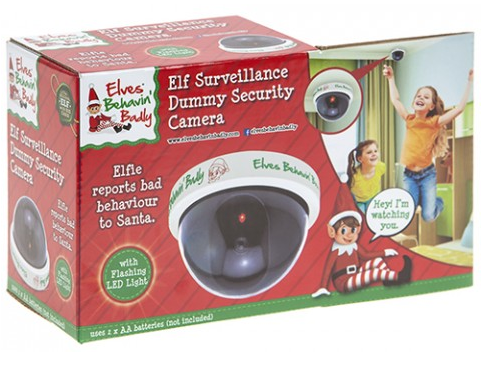 Elf Surveillance  Security Camera