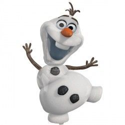 FROZEN OLAF STREET TREAT SHAPE FLAT