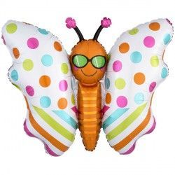 Fun in the Sun Butterfly SuperShape