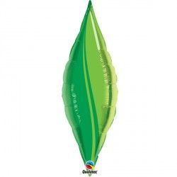 "GREEN LEAF TAPER 13"" FLAT"