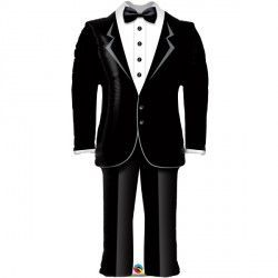 "GROOM'S TUXEDO 39"" SHAPE GROUP C PKT"