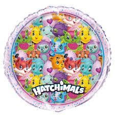 "Hatchimals 18"" Foil Balloon"
