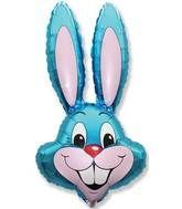 Jumbo Blue Rabbit Balloon