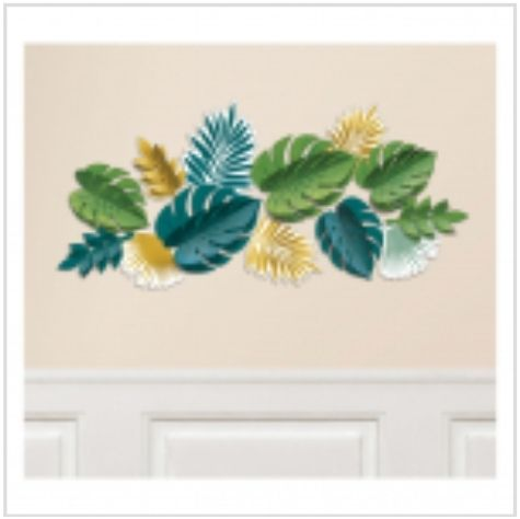 Key West Decorative Leaves 1 pack of 13