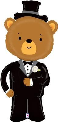 Linky Groom Bear 49inch (J)