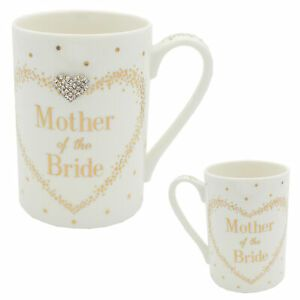 MAD DOTS MOTHER OF BRIDE MUG