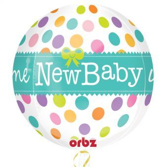 Orbz Welcome New Baby