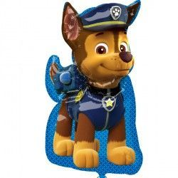 PAW PATROL STREET TREAT SHAPE FLAT