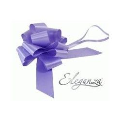 Pull Bows 50mm x 20ct Lavender