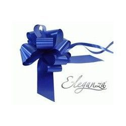 Pull Bows 50mm x 20ct Royal Blue