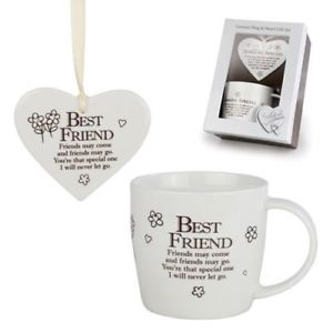 Sentiment Gift Set - Best Friends