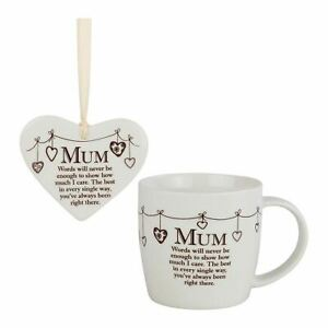 Sentiment Gift Set - Mum