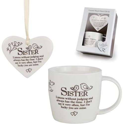Sentiment Gift Set - Sister