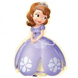 SOFIA THE FIRST STREET TREAT SHAPE FLAT